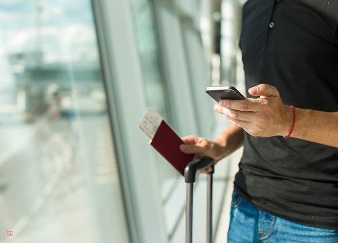 Get A Mobile Boarding Pass