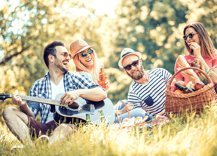 Picnic-In-The-Summer