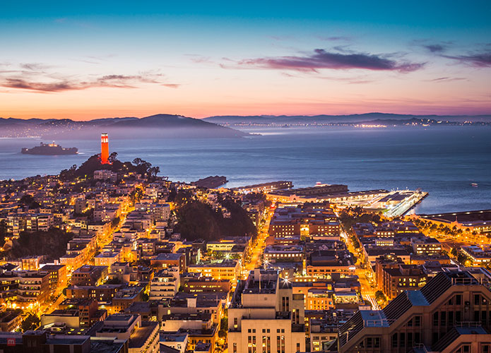 San-Francisco,-California
