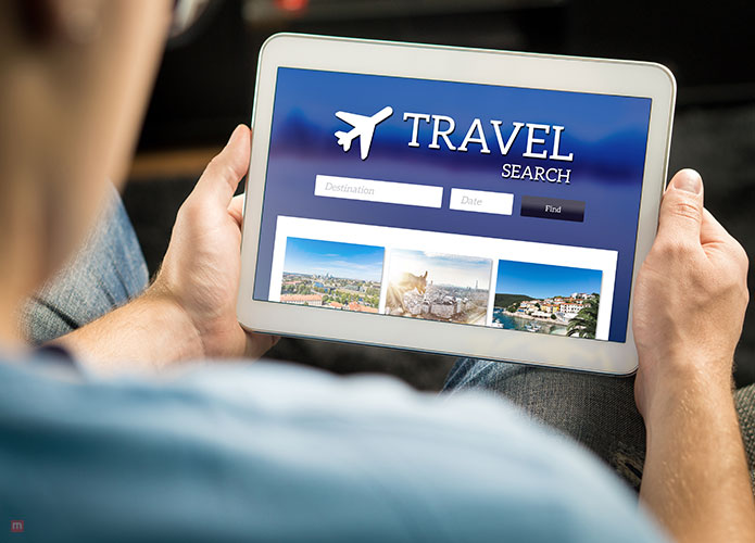 Travel-Search-Engine